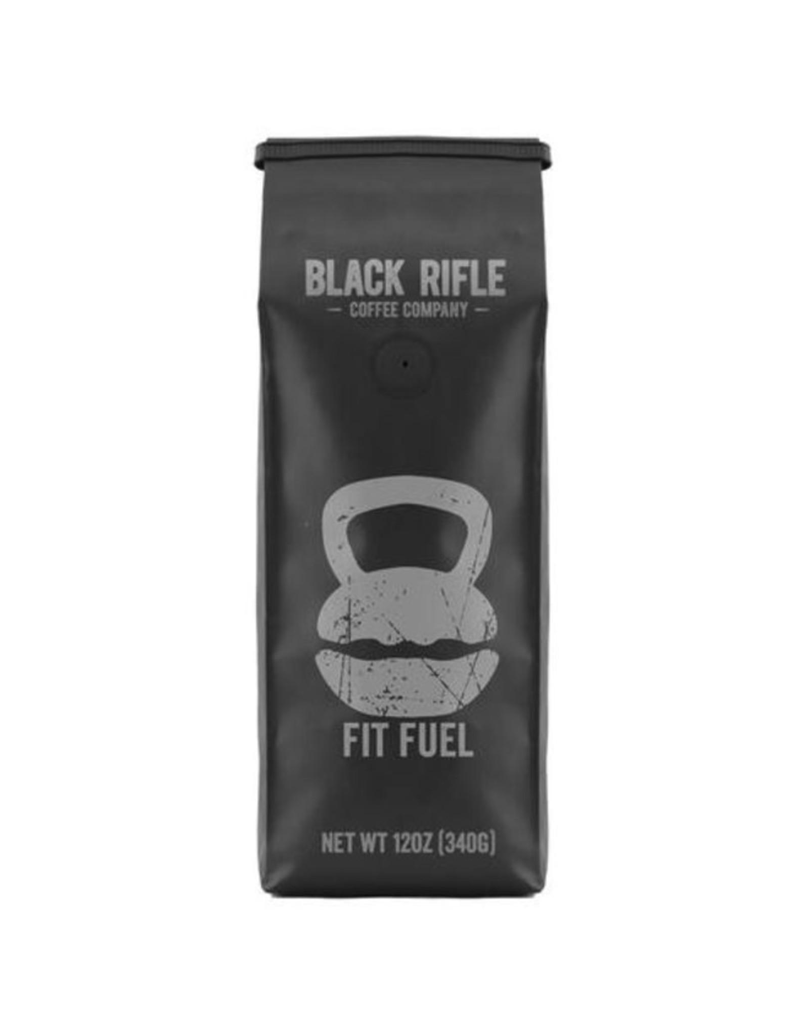 Black Rifle Coffee BRCC  FIT FUEL WHOLE BEAN 12 OZ