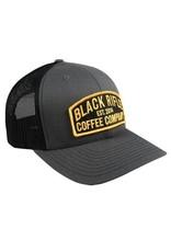 BRCC - Keystone Hat (Charcoal/Black)