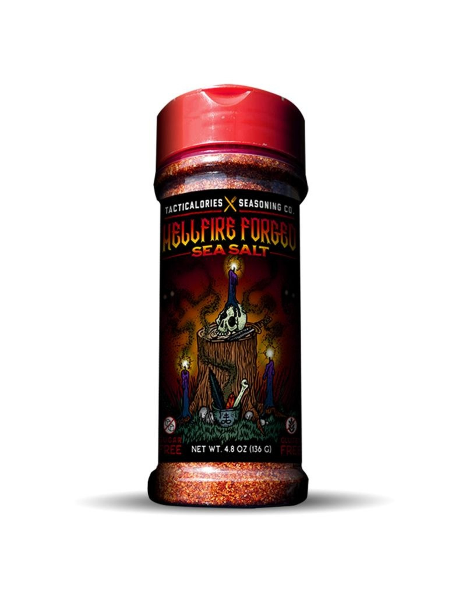 Tacticalories Hellfire Forged Sea Salt