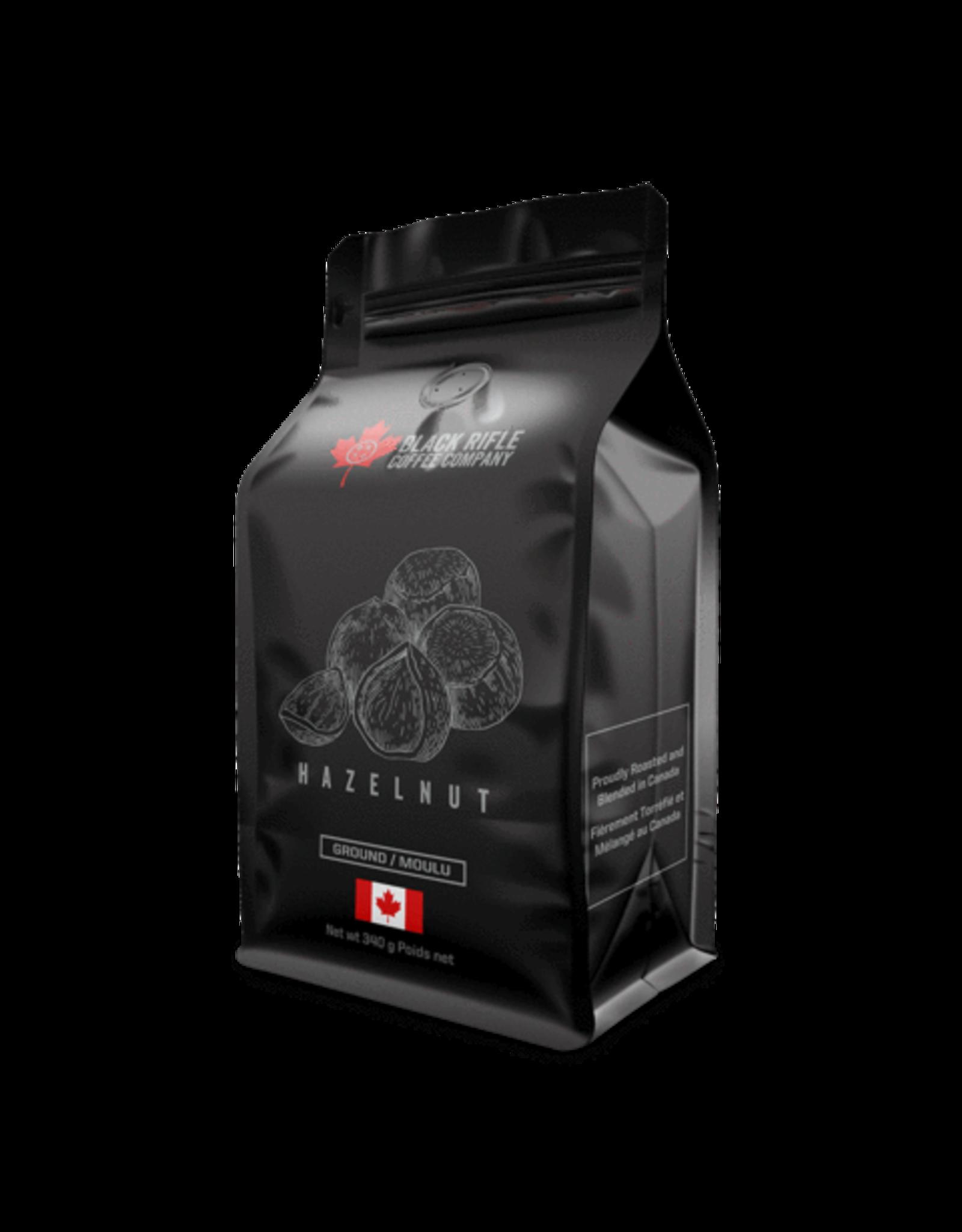 Black Rifle Coffee BRCC Hazelnut Ground