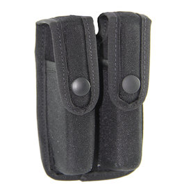 hi tec intervention Hi -Tec DS5252-3  Molded Pouch for Double Mag 40mm with poly belt attachment