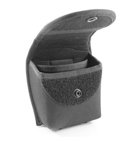 hi tec intervention HT 535-1Handcuff case  DOUBLE  with flap Designed for ASP model 100 or Peerless 805