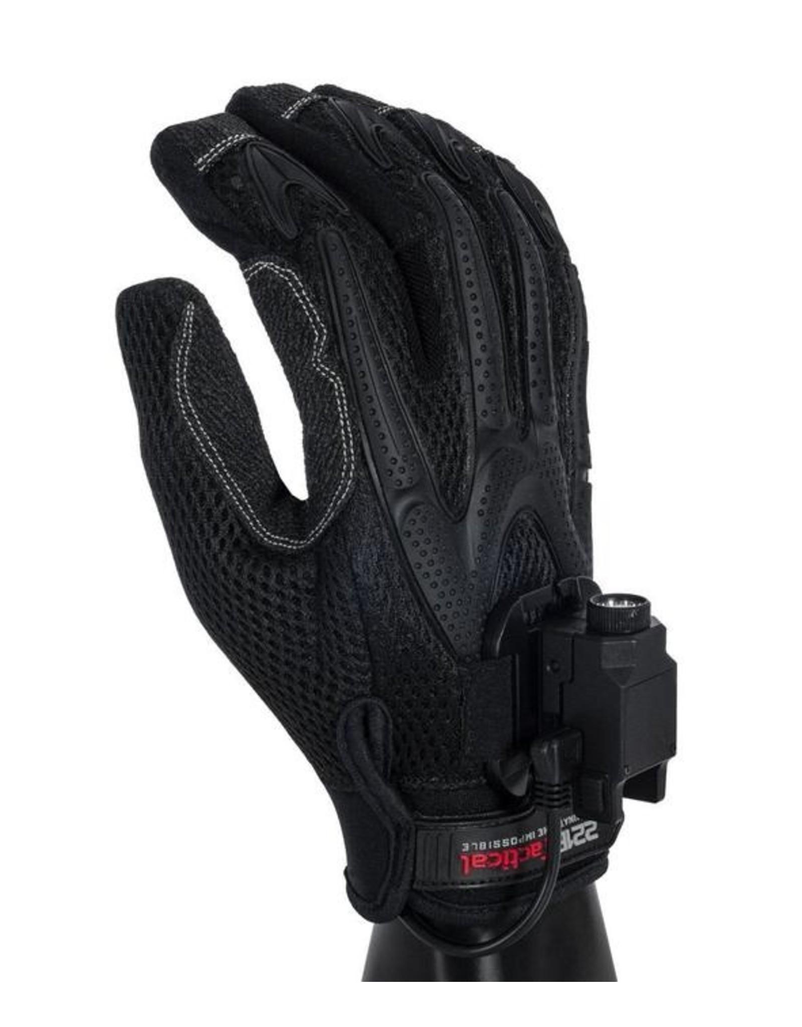 221B Titan K-9 Gloves Light System