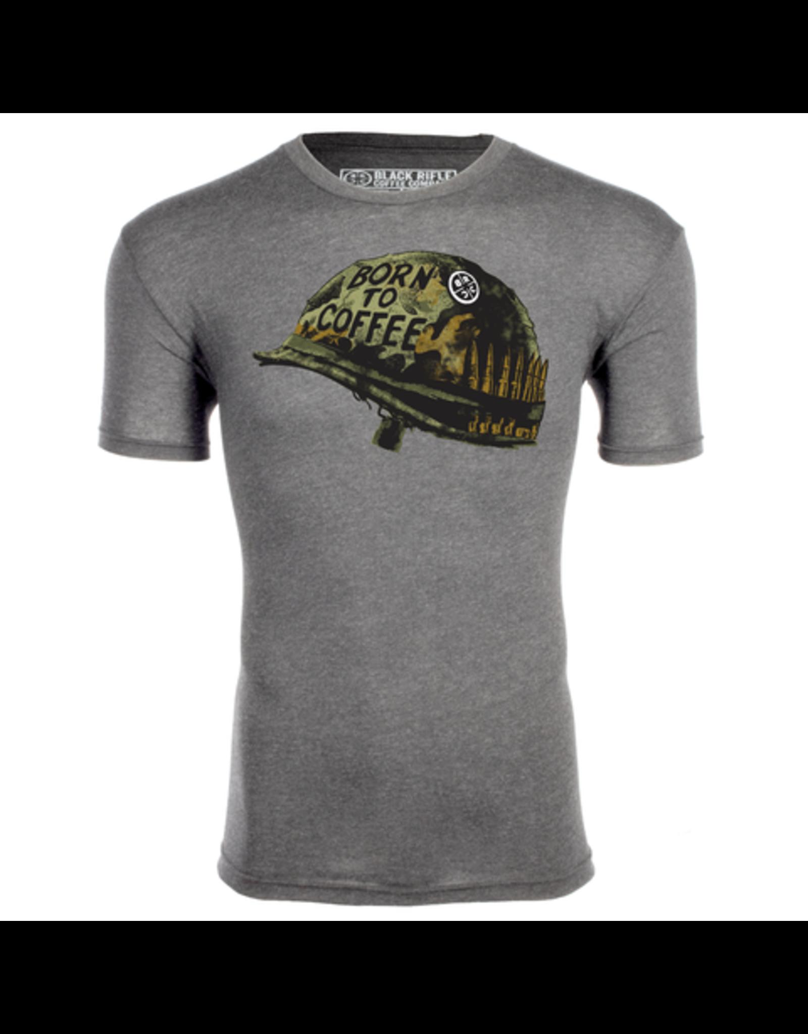 Black Rifle Coffee BRCC Born to Coffee T-Shirt