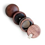 MARLEY NATURAL WOOD GRINDER 4PCS