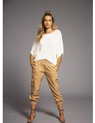 BISHOP + YOUNG DOWN TO EARTH CARGO JOGGER PANTS DESERT  M