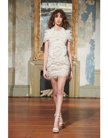 ELLIATT CABERET DRESSES WHITE S