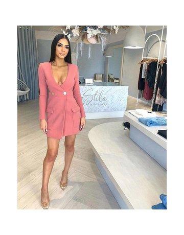 ELLIATT AMERTINE DRESSES ROSEWOOD XL