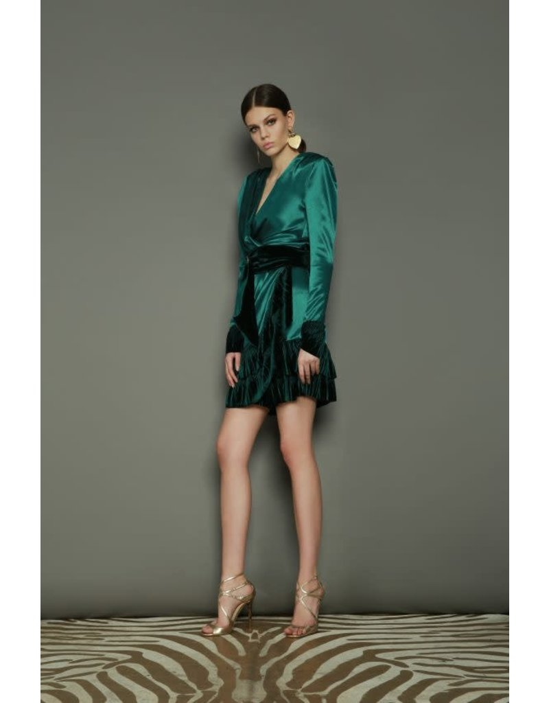 BRONX AND BANCO ROMI MINI DRESSES
