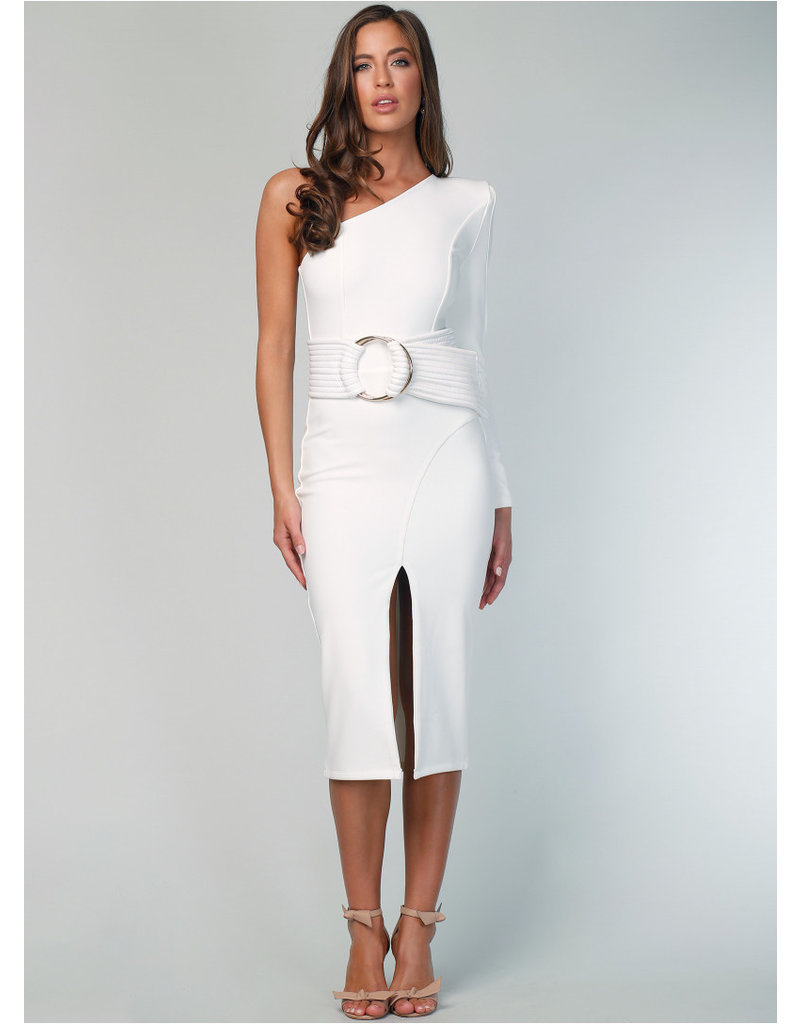 ZHIVAGO THE ROBIN DRESSES WHITE 14