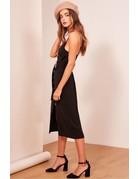FINDERS KEEPERS BLACK WESTWAY DRESSES