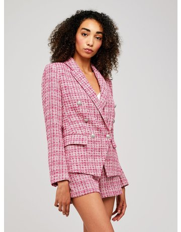 L'AGENCE KENZIE DOUBLE BREASTED BLAZERS