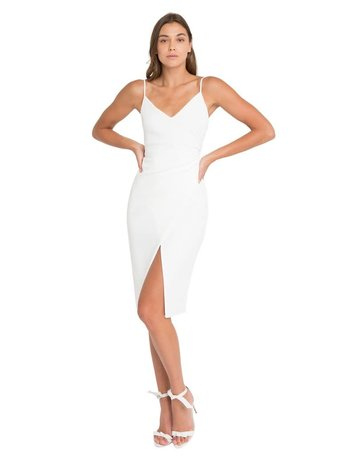 BLACK HALO BOWERY SHEATH SUGAR DRESSES