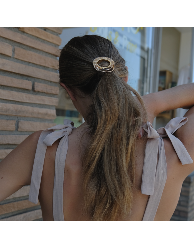 B-LOW THE BELT LILIA BARRETTE HAIR ACCESSOIRIES SB040