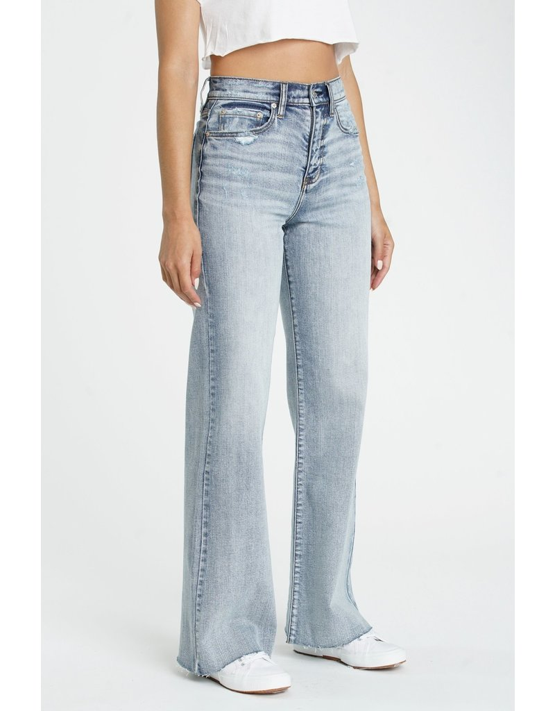 DAZE FAR OUT FLARE RELAXED JEANS