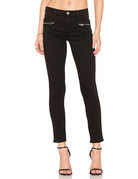 7 FOR ALL MANKIND BABL THE ANKLE SKINNY AU8206930A JEANS BLACK MT: 29