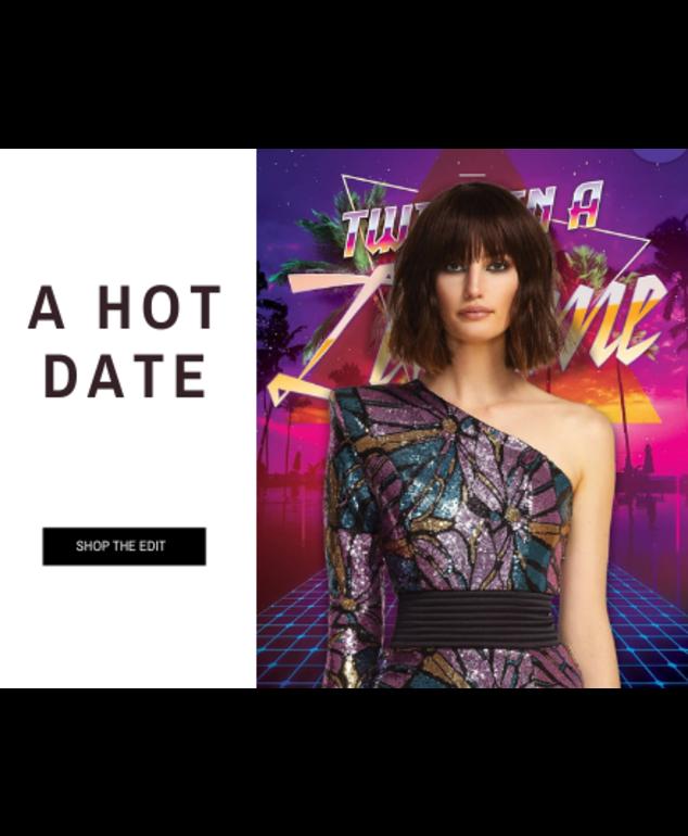 A HOT DATE