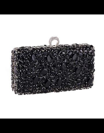 CLOIE G00643XXBK BLACK DIAMOND BAGS OS