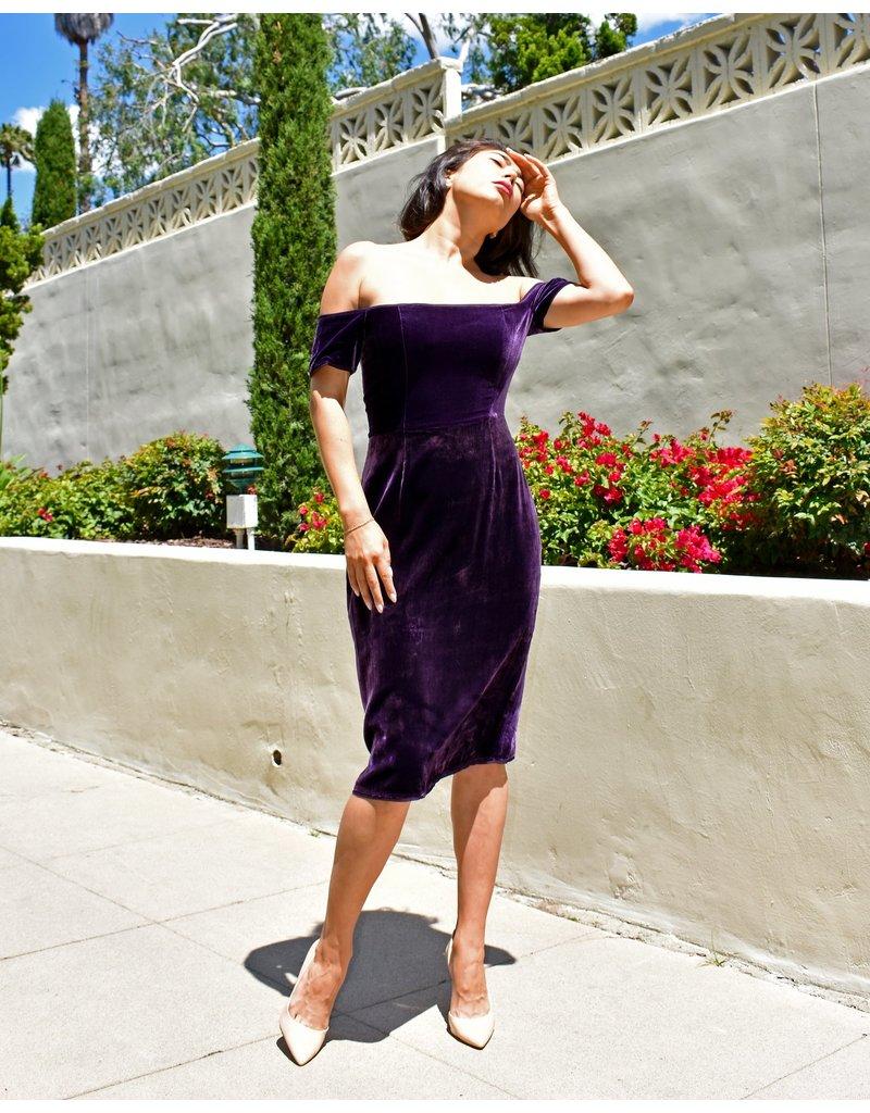 Plum Dresses for Sale