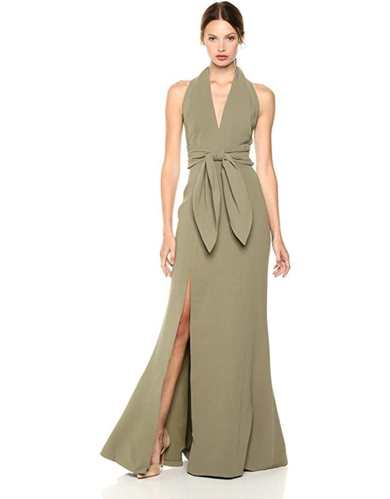 CAMEO METHODICAL MAXI DRESSES KHAKI MT: M