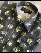 HYDROGEN PALMS DRESS SHIRTS