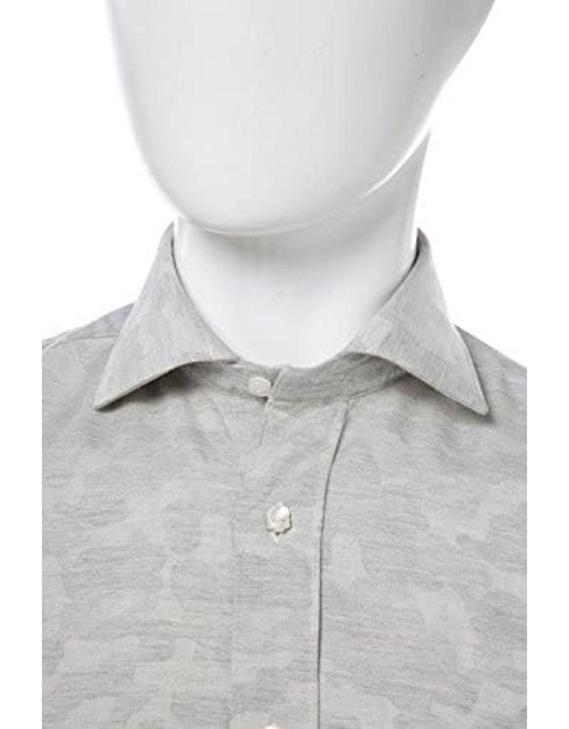 HYDROGEN CAMOFLAGE DRESS SHIRTS
