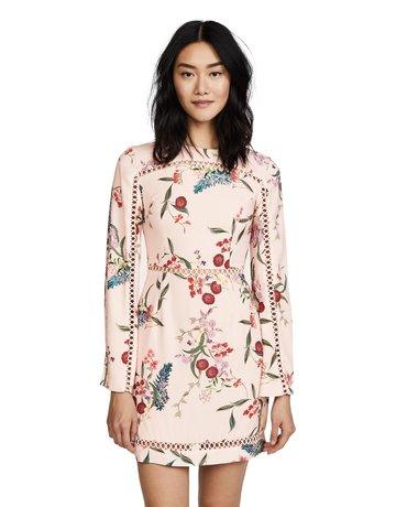 KEEPSAKE INDULGE DRESSES 30171155-2 BUSH BOTANIC FLORAL L