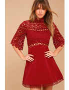 KEEPSAKE UPLIFTED MINI DRESSES 30171007