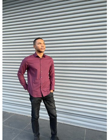 GOODMAN BRAND G216-13-189 DRESS SHIRTS