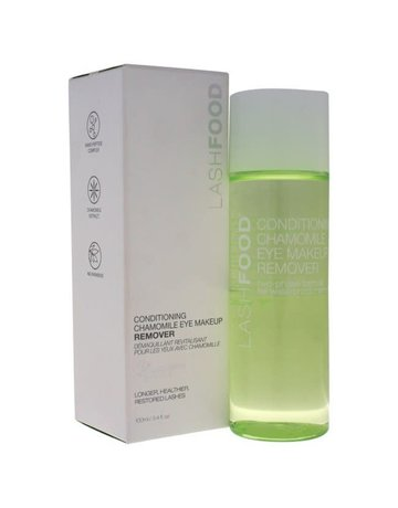 JB COSMETICS CONDITIONING CHAMOMILE EYE MAKEUP REMOVER COSMETIC 100ML 3.4OZ