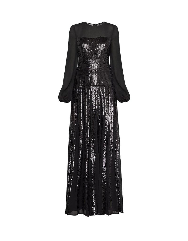 BCBGMAXAZRIA19 SEQUINED EVENING DRESSES DDS6199116