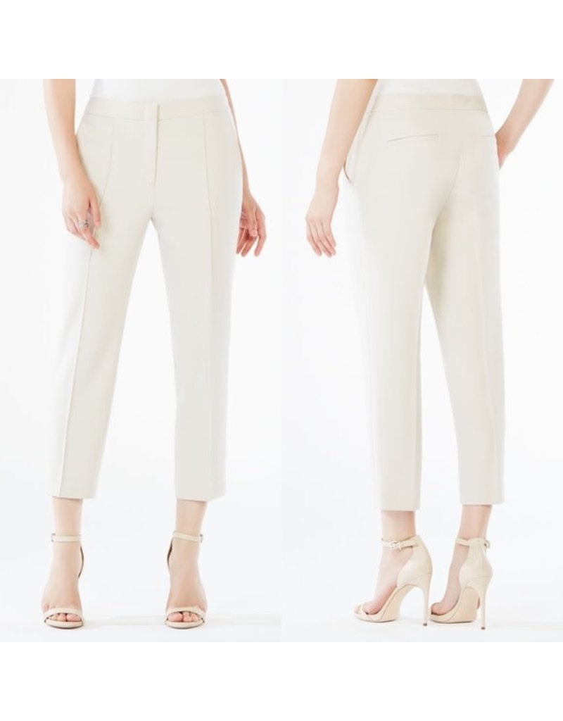 BCBGMAXAZRIA19 GERRY CROPPED TROUSERS PANTS RND2G023