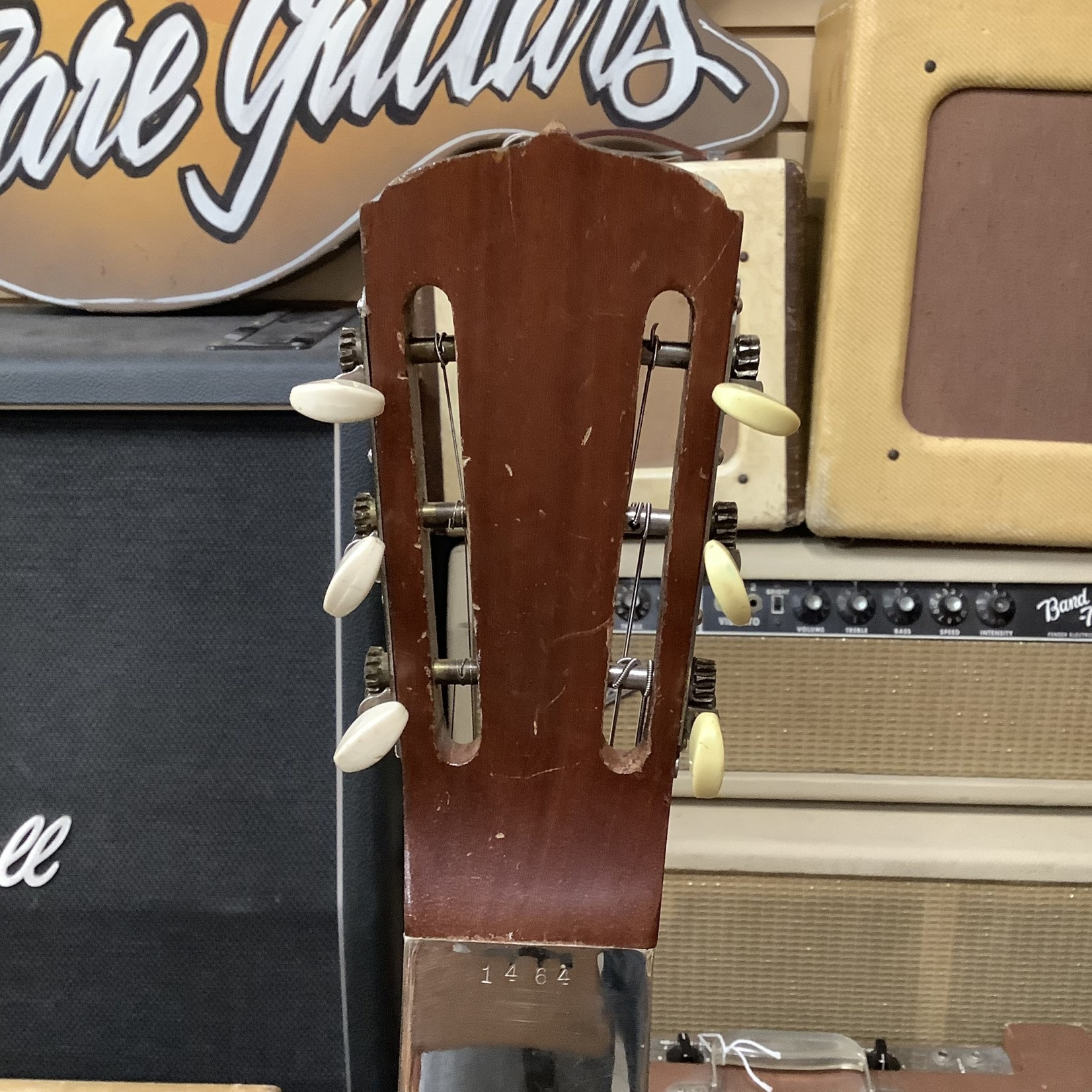 National 1930 National Style 1 Square Neck