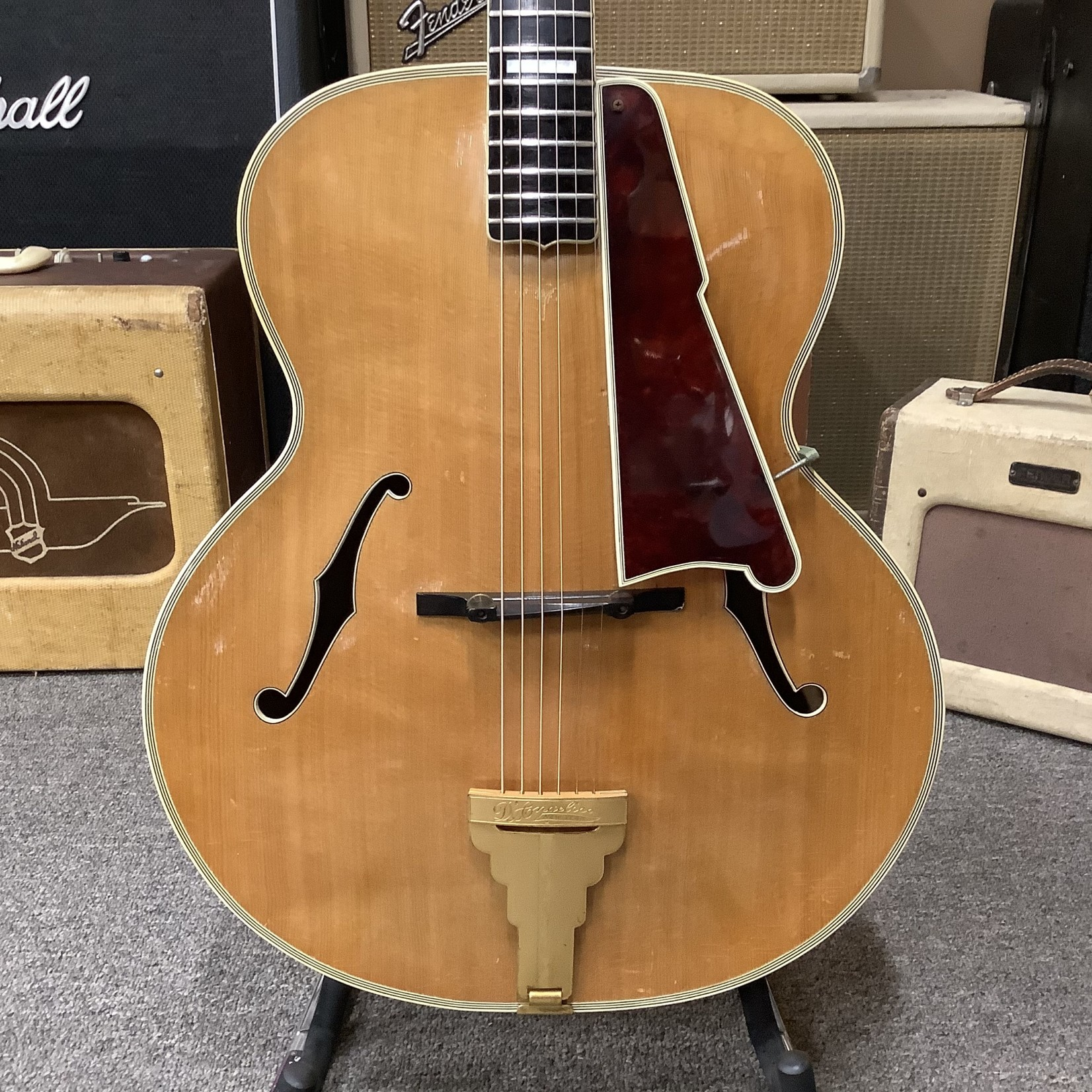 D'Angelico 1942 D'Angelico Special