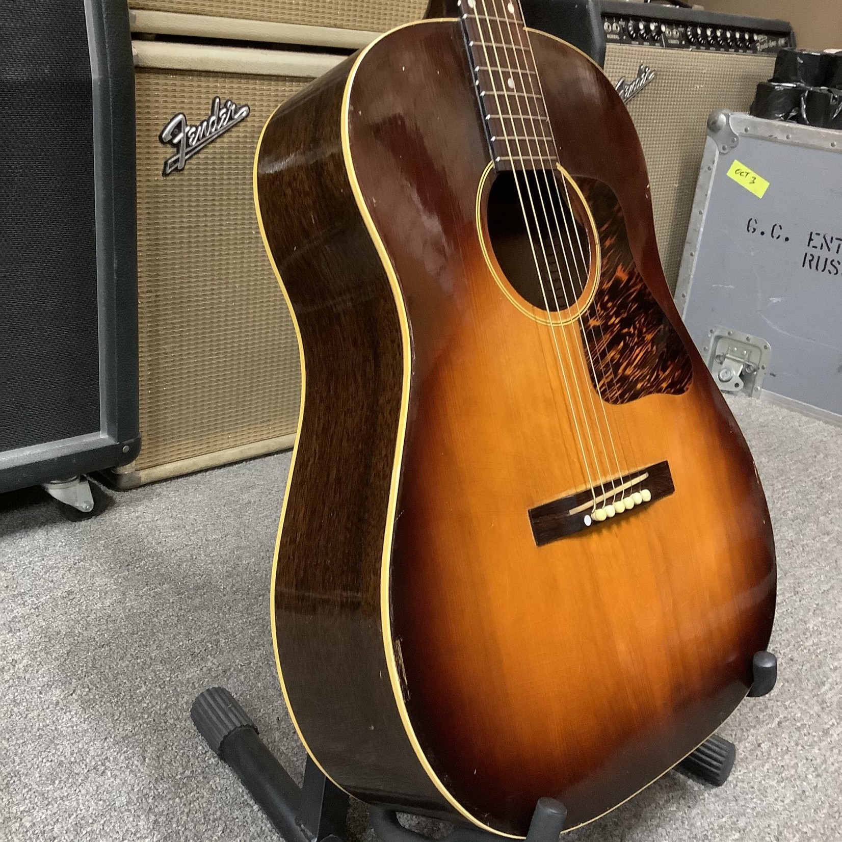 Gibson Early 1940's Gibson Roy Smeck Stage Deluxe Conversion