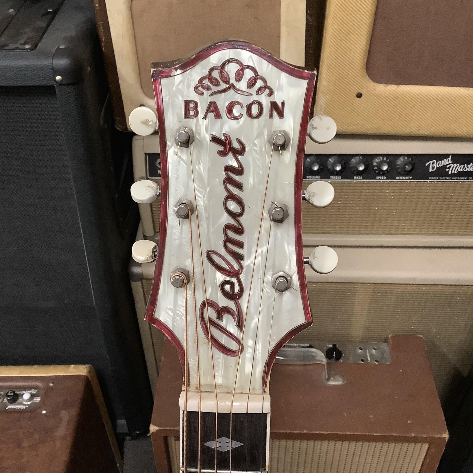 Bacon Gretsch Era Bacon Belmont Hat Top