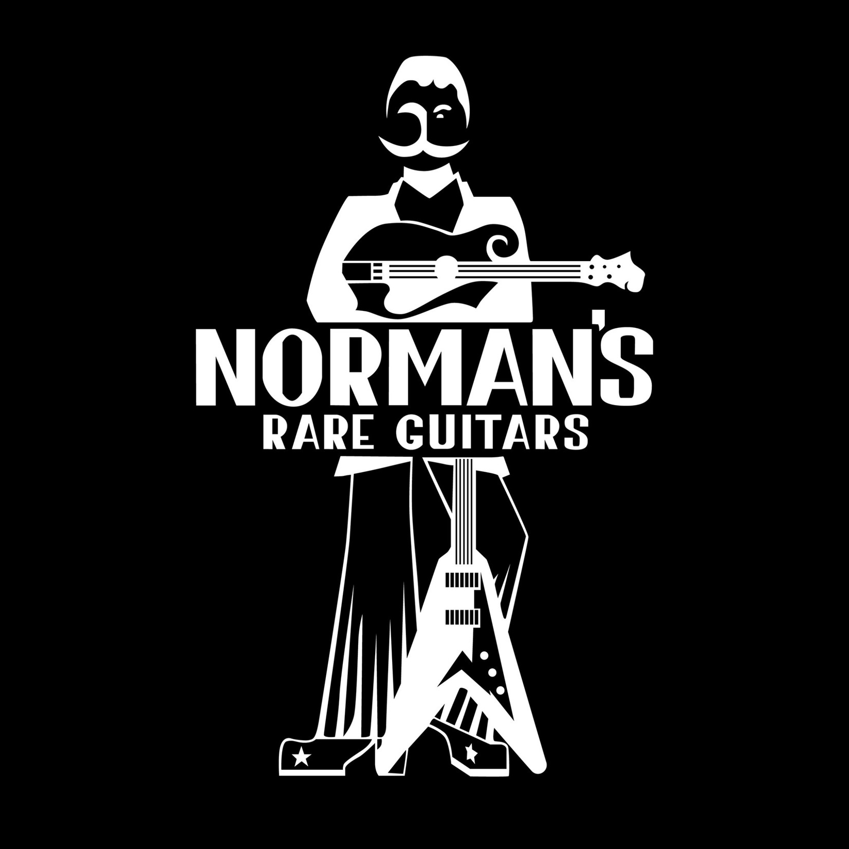 Norman's Rare Guitars Norman's Rare Guitars Logo