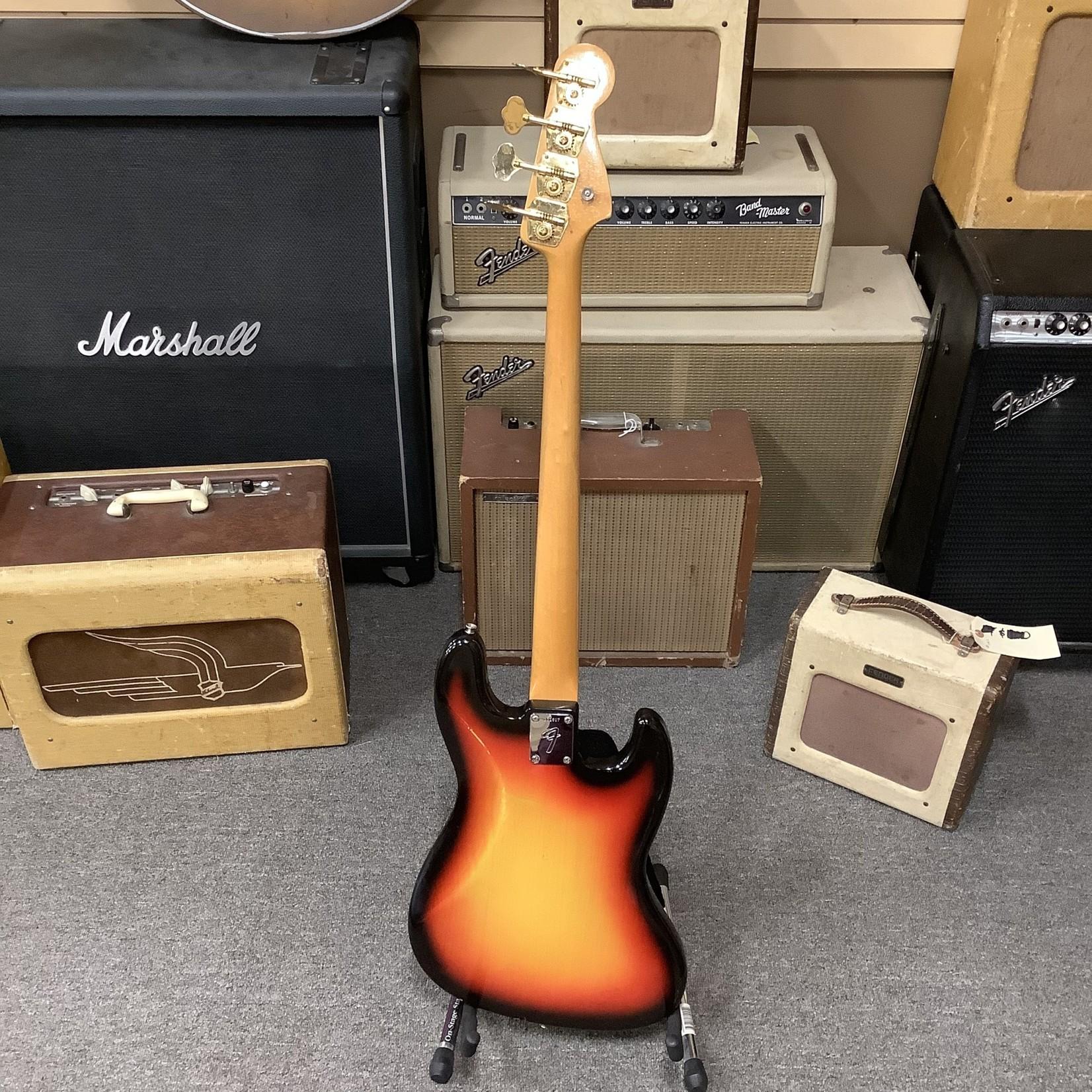 Fender 1965 Fender Jazz Bass Lefty