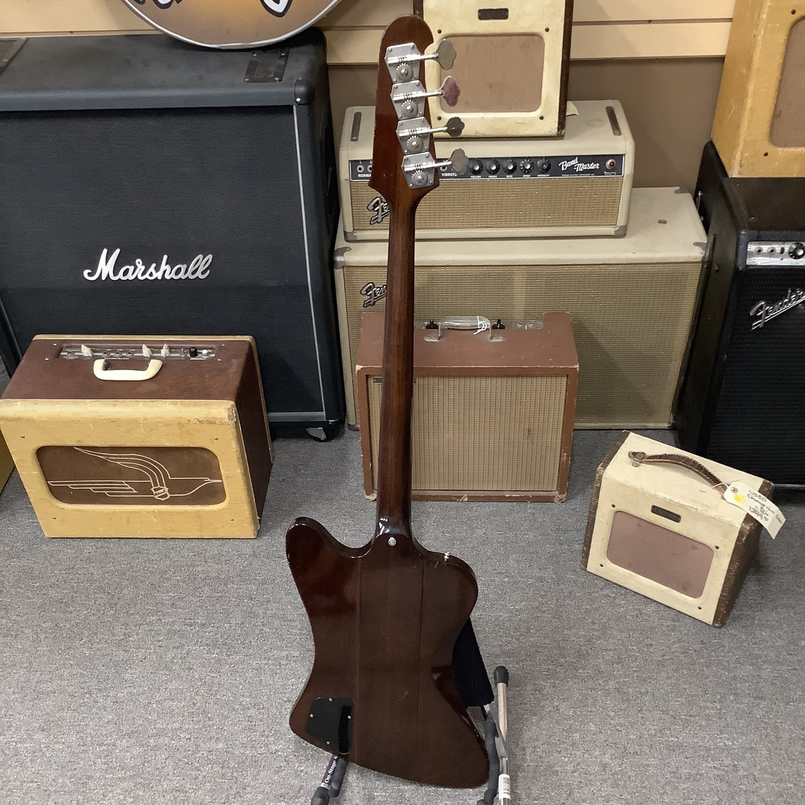 Gibson 1965 Gibson Thunderbird Reverse