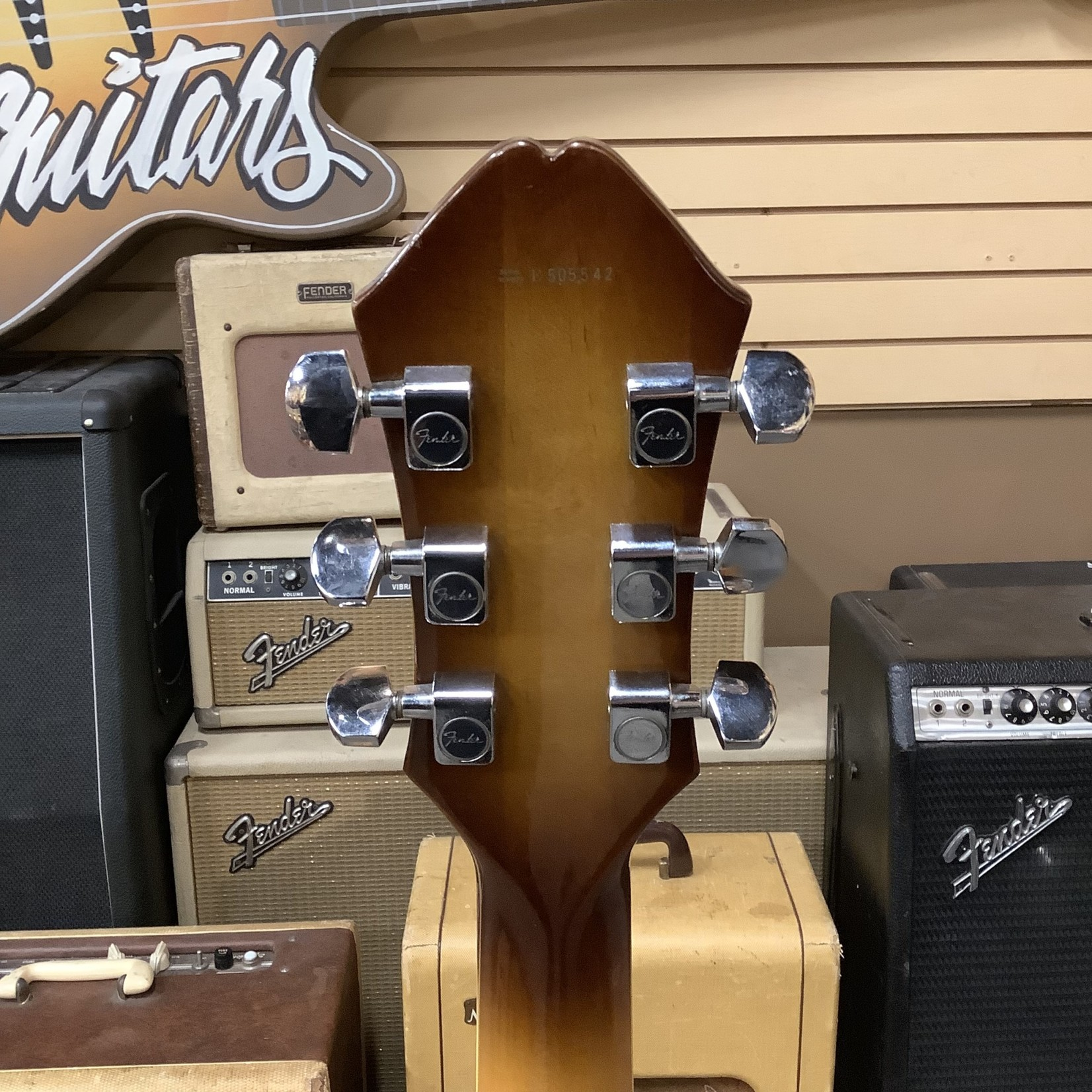 Fender Fender D'Aquisto Archtop
