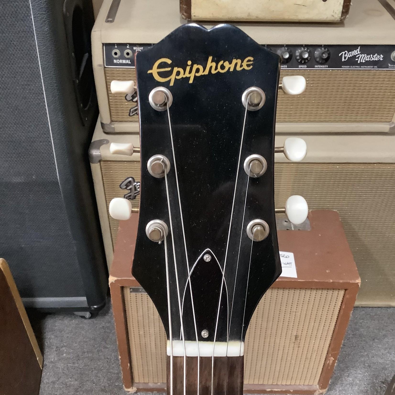 Epiphone 1962 Epiphone Coronet With Maestro