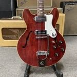 Epiphone 1965 Epiphone Casino Burgundy with Tremelo