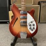 Rickenbacker 1966 Rickenbacker 375 3-Pickup