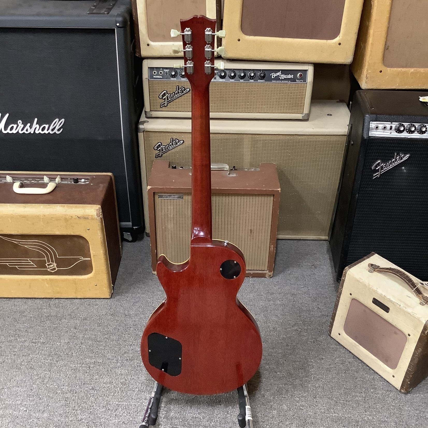 Gibson Gibson Les Paul R-8 Plain Top