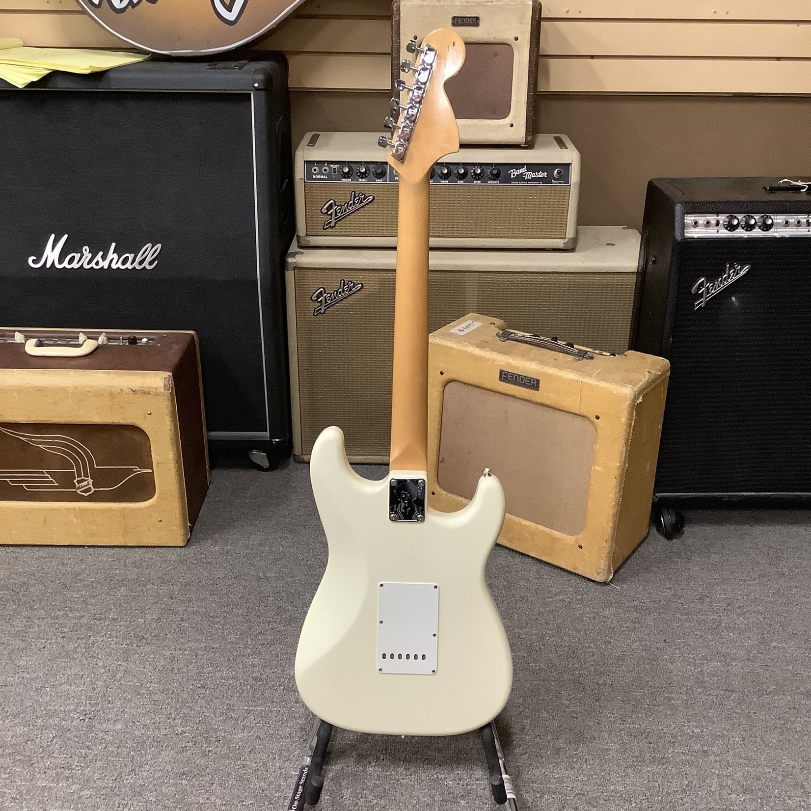 "Fender 1997-98 Fender Jimi Hendrix Tribute Stratocaster ""Mirror"""