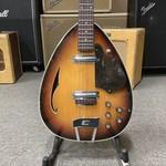 Coral 1960's Coral Teardrop Guitar