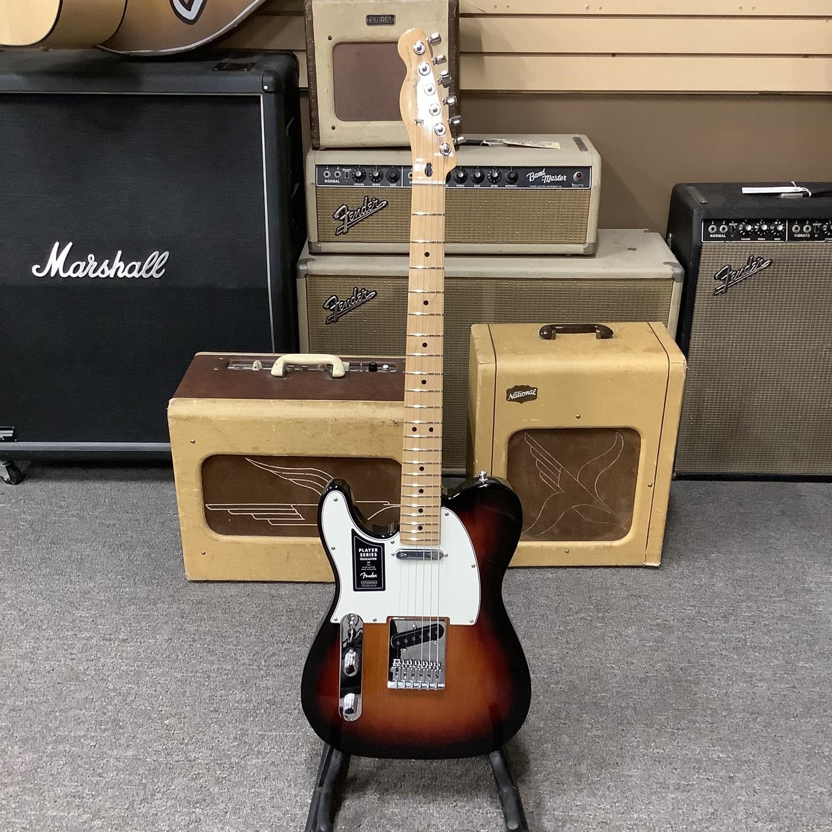 Fender 2018 Fender MX Player Lefty Telecaster NOS