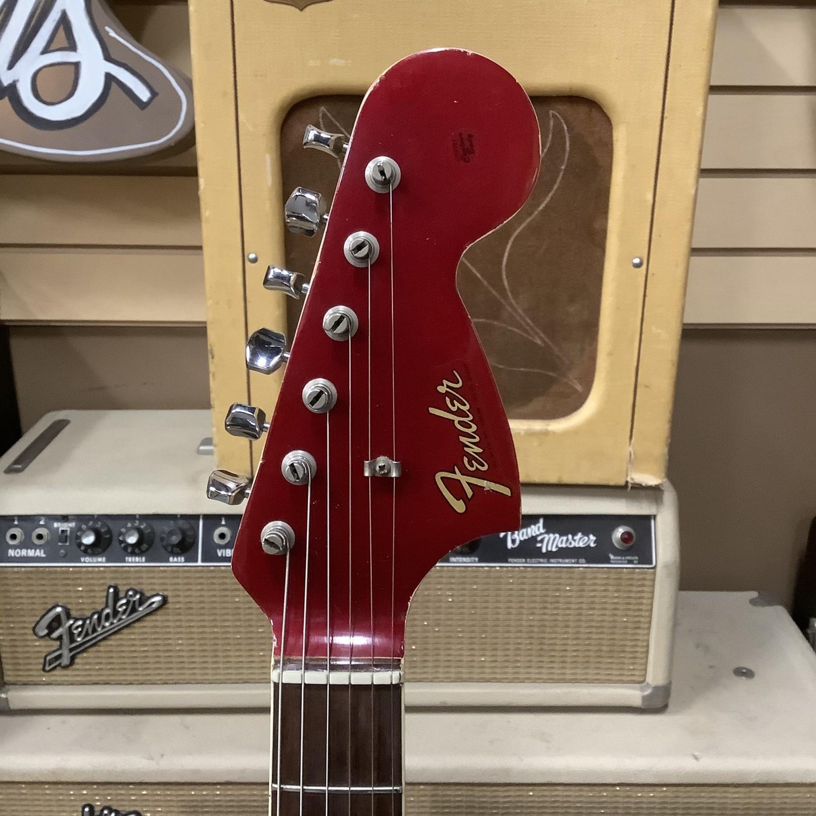 Fender 1965 Fender Jaguar Candy Apple Red