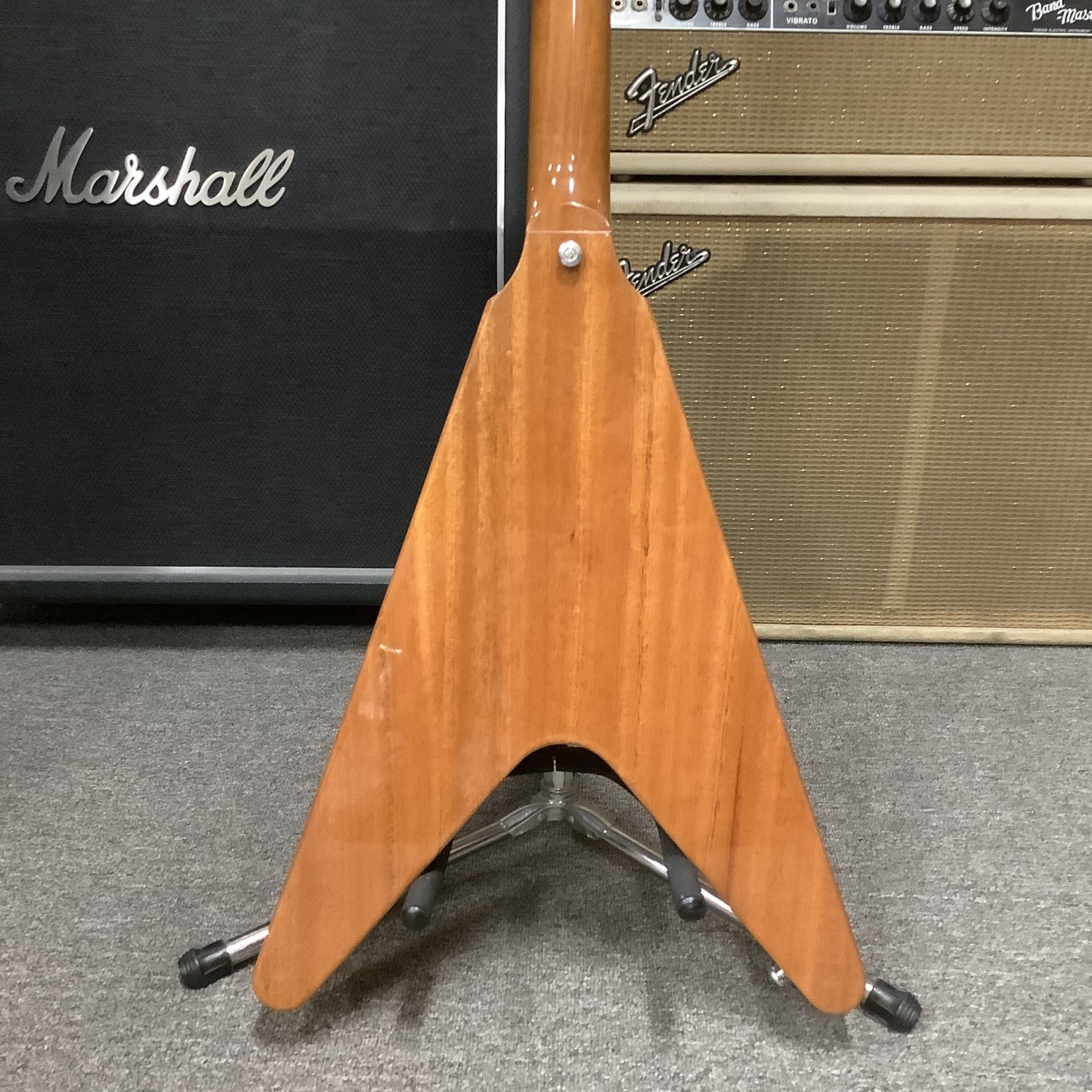 Gibson 2020 Gibson Flying V Antique Natural