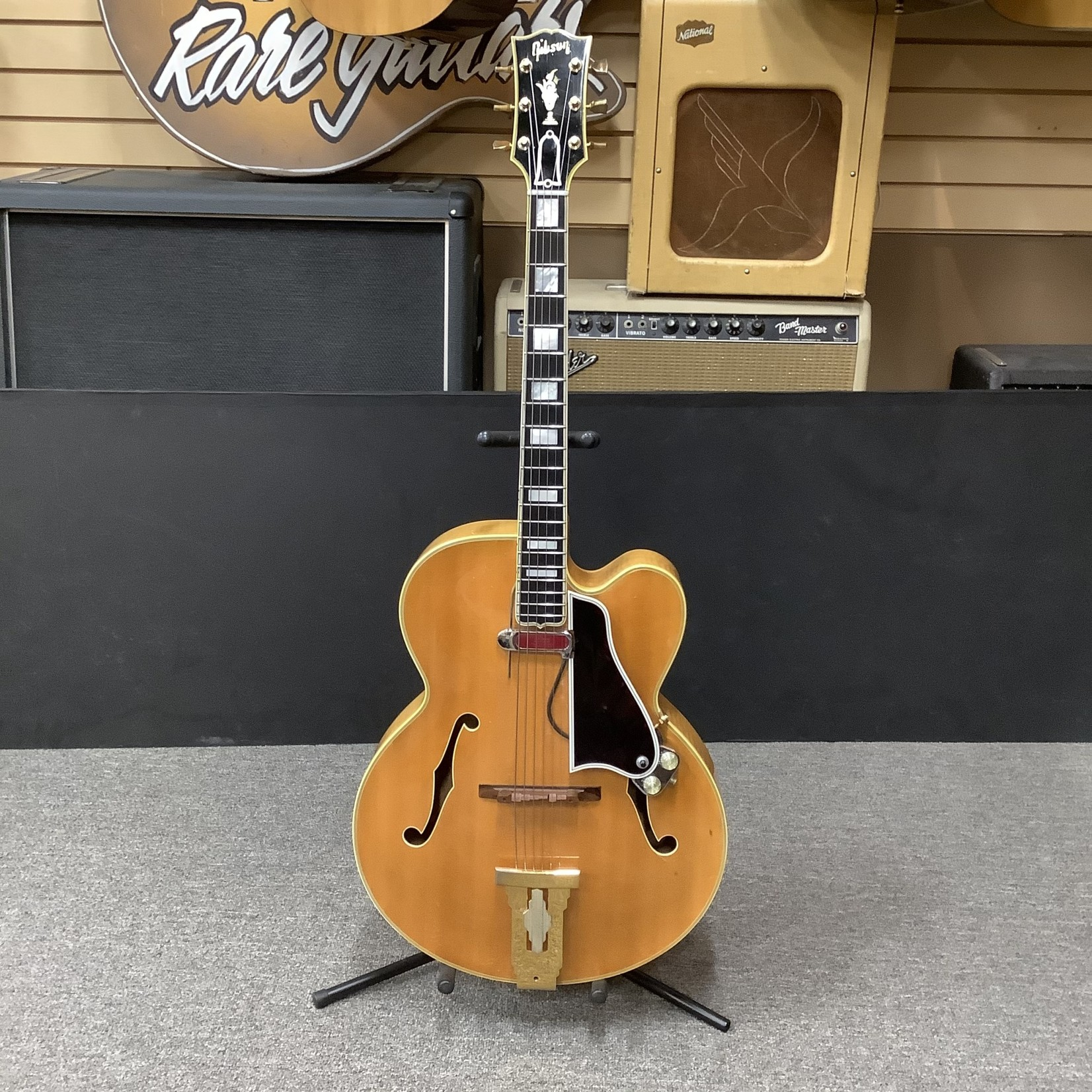 Gibson 1958 Gibson L5CN with DeArmond Pickup